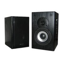 Monitor De Audio Microlab 2.0 B72 24w Rms Caixa De Som
