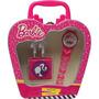 Kit Fashion Barbie Radio Relogio Da Barbie Candide