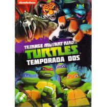 Tortugas Ninja Segunda Temporada Serie Dvd