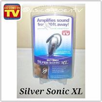Silver Sonic Xl, Amplificador De Sonidos Con Baterias
