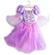 Disfraz Traje De Rapunzel Para Niñas Disney Store