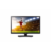 Tv Led Monitor Lg 24mt48df-ps, 23.6, Hd, Usb, Hdmi