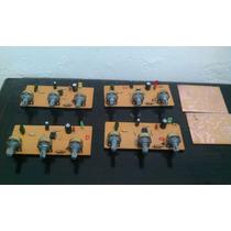 Circuito Ecualizador Monofonico De 3 Bandas