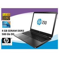 Laptop Hp 250 G3 Procesador I3/4gb Ram/dd 500gb Envio Gratis