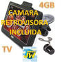 Gps Bak 7009 New Camara Retrovisora/tv Digital/gps/base Map.
