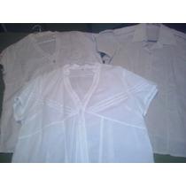 Camisas De Señora, Talles Grandes