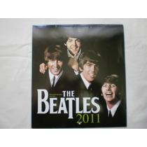 Original Calendario De Los Beatles Fotos De Su Trayectoria