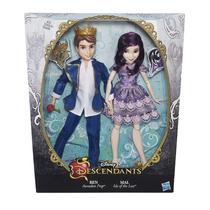 Descendientes, Mal Y Ben De Auradon, Muñeca Disney, Hasbro