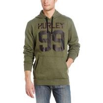 Poleron Hurley Talla Xl !!! Color Verde !!!