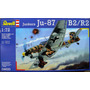 Revell 1/72 4620 Junkers Ju-87 B2/r2 Stuka