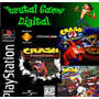 Juegos Ps3 Digitales: Pack Crash Bandicoot + Ctr Crash