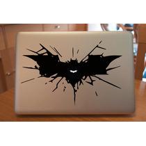 Macbook Mac Laptop Stickers Batman Vinil