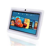 Tablet Infantil Uso Rudo Lillypad Jr. Kids Android - Rainbow