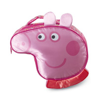 Lancheira Peppa Pig Colorful - Mochila & Cia