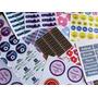 Impresión Sticker Etiquetas Vinil Autoadhesivo Sin Troquelar