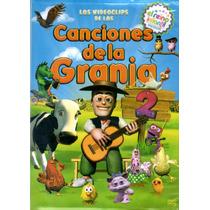Las Canciones De La Granja Vol 2 ( Dvd ) - Los Chiquibum