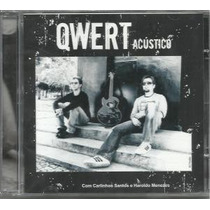 Cd Acustico -qwert-carlinhos Santos & Haroldo Meneses