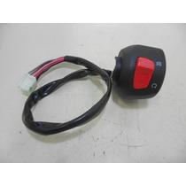 Interruptor Partida Ybr 125 2002,factor 125 Condor 1211736