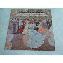 Johann Strauss Music Of Vienna Valses/ Lp Acetato Vinil
