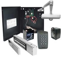 Kit De Control De Acceso Autonomo Con Teclado Acf43 Rosslare