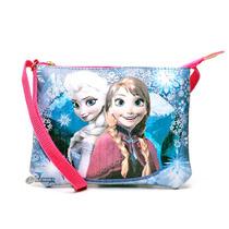 Bolsa Infantil Menina Disney Frozen Elsa Anna