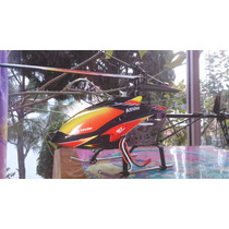 Helicoptero Rc. Wl V 913 Brushless 4ch 2.4g