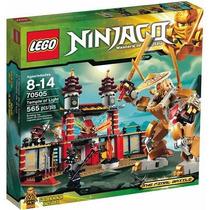 Lego Ninjago 70505 Templo De La Luz Entregas Metepec Toluca