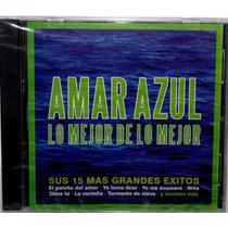Amar Azul Lo Mejor De Lo Mejor 15 Exitos Cumbia Oca Mp Me