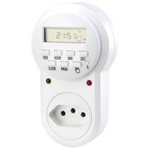 Timer Temporizador Digital 9 Programas Dia 1 Ano Garantia