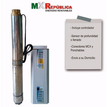 Bomba Sumergible Mxrep4psp6-14 Incluye Envío, Y Accesorios.