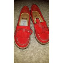 Mishka Zapatos Charol Color Langostino Unicos