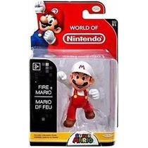 Bonecos World Of Nintendo Super Mário, Luigi, Donkey Kong