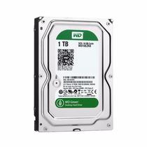 Disco Duro Wd Green 1tb Wd10ezrx Sata 6gb/s 64mb Intelipower