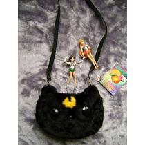 Carteritas Sailor Moon Luna Y Artemis Diseño Independiente