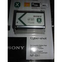 Bateria Sony Lithium Ion Cyber Shot Np-bx1 Câmera