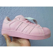 Adidas Originals Pharrell Williams Super Color Rosa Pastel