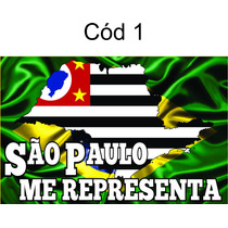 Kit 4 Adesivos Obrigado Aécio Sao Paulo Me Representa 9,90