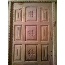 Puertas De Algarrobo Disponibles!!!!