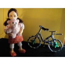 Bicicleta Miniatura, Hecha A Mano, Artesanal
