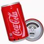 Caixa De Som Mp3 Rádio Fm Latinha De Refrigerente Coca Cola