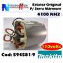 Estator/bobina Original P/serra Mármore 4100 Nh2 110v Makita