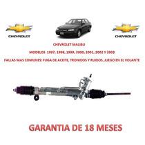 Caja Direccion Hidraulica Cremallera Chevrolet Malibu 2000