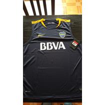 Musculosa Entrenamiento Nike Boca Juniors 2016 Envio Gratis!