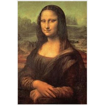 100-032 Mona Lisa Da Vinci Rompecabezas 1000 Piezas Tomax
