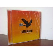 Vicentico - Los Pájaros * Cd Nuevo Y Cerrado