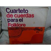 Vinilo Cuarteto De Cuerdas Folklore Papa