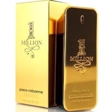 dd061e86e Perfume 1 One Million 100ml - Paco Rabanne Original Lacrado - R  269 ...