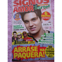 Revista Signos E Amor Luan Santana Munhos Mariano Tiaguinho
