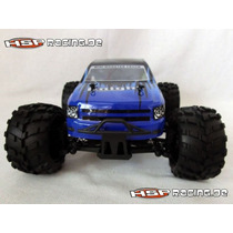 Pick Up Monster Truck Carro Controle Remoto Profissional