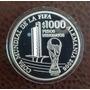[sc] Uruguay 10 Monedas Conmemorativa Alemania Plata
